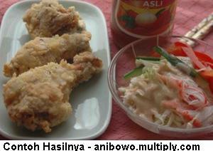 Berikut Adalah Berbagai Resep Masakan Fried Chicken Yang Memakai Adonan Tepung Seperti Ayam Goreng Kentucky Kfc Texas Wendy Dan Sebagainya