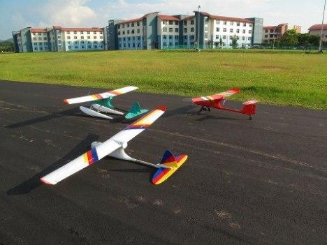 Pesawat Tanpa Awak (Drone) Buatan Indonesia