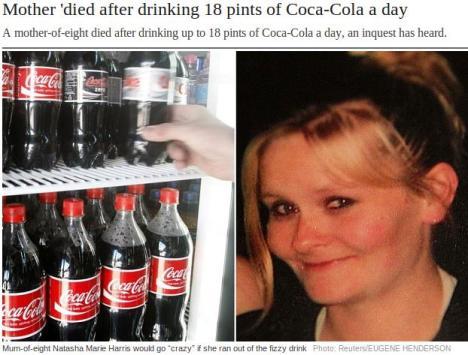 bahaya minuman soda coca cola pepsi fanta dsb bagi. Black Bedroom Furniture Sets. Home Design Ideas