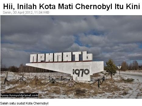 Chernobyl Kini