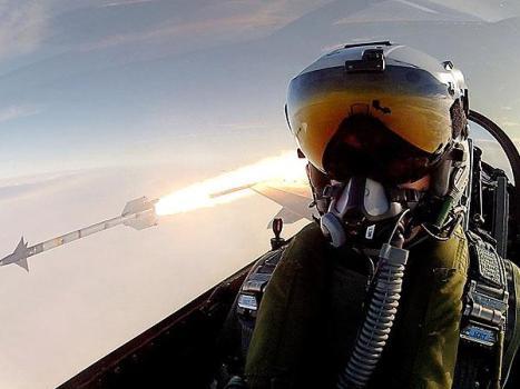 SELFIE Jet Fighter 2