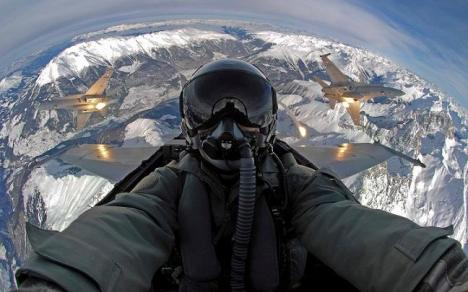 SELFIE JET FIGHTER