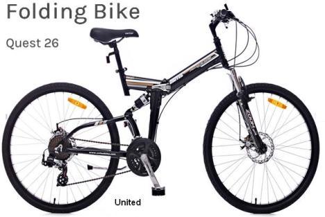 Ini adalah sepeda-sepeda bagus buatan Indonesia. Bodinya kokoh dan tak ...