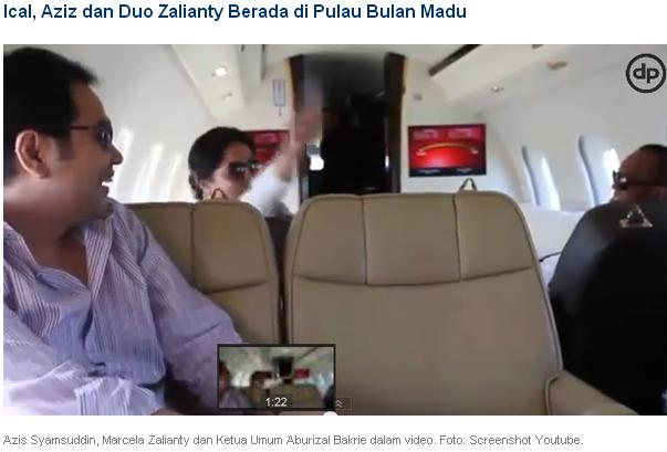 Berhubung ini mengenai Calon Presiden Indonesia, ada baiknya kita ...