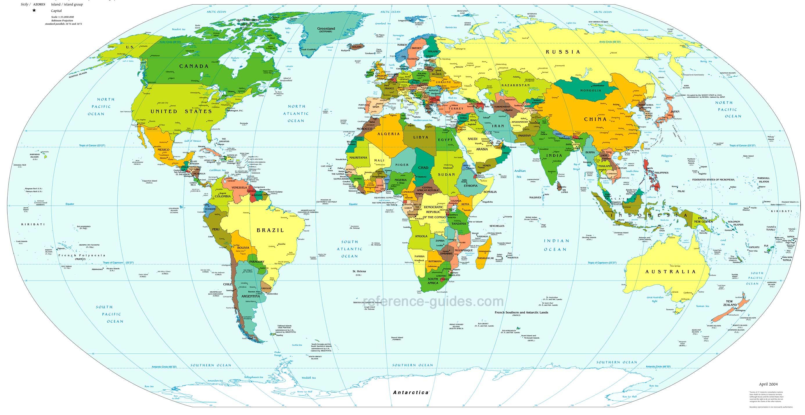 Hasil gambar untuk peta dunia