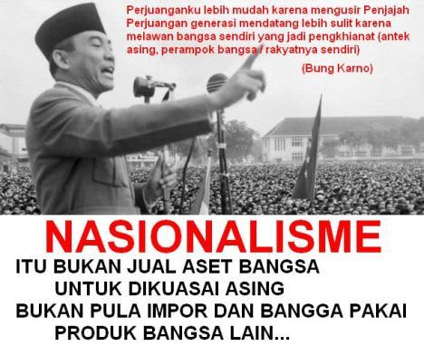 NASIONALISME
