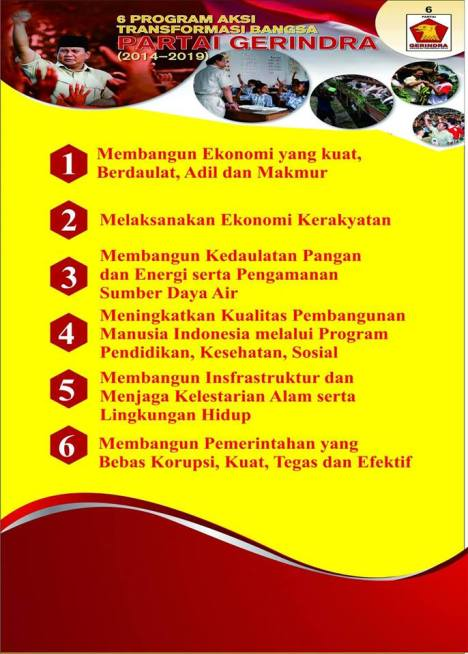 Program Gerindra