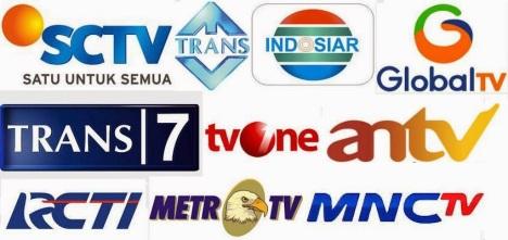 Stasiun TV Swasta