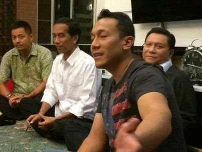 Jokowi Hendropriyono
