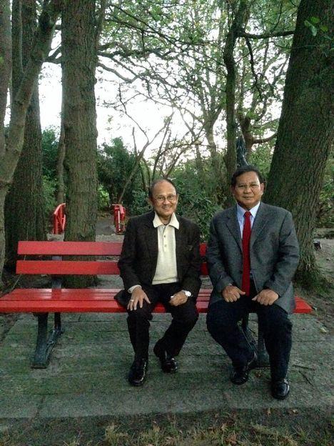 Prabowo dan Habibie