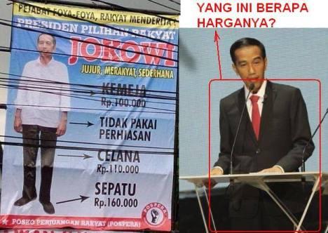 Baju Jokowi