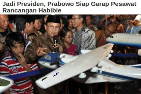 Habibie Pesawat