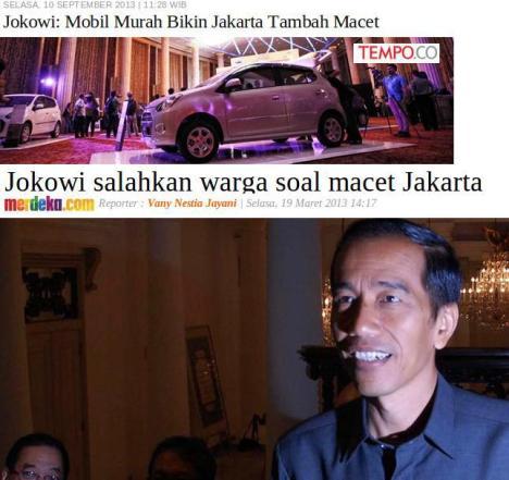 Jakarta Macet 2
