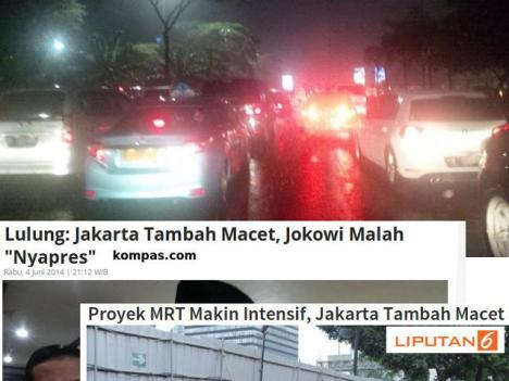 Jakarta Macet