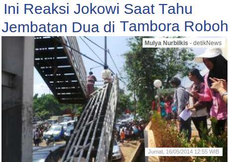 jembatan dua tambora