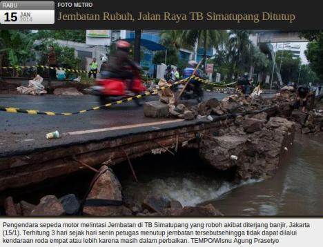 Jembatan TB Simatupang
