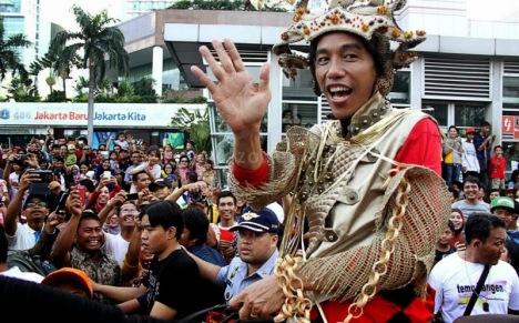 Jokowi kuda 5