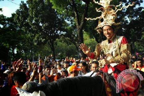 Jokowi Kuda2