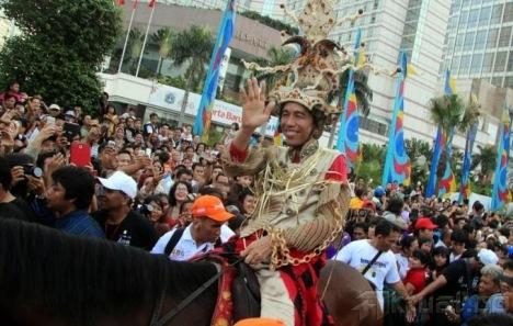 Jokowi kuda3