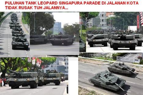 Singapore Tank