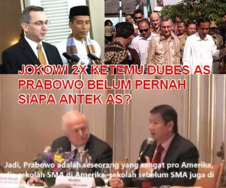 Jokowi Dubes AS