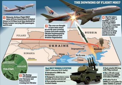 Malaysia Airlines Ukraine