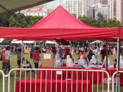 PEMILU DI HONGKONG 1