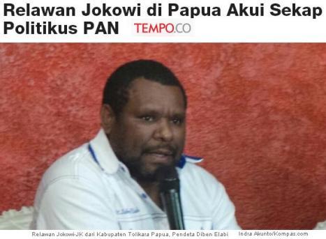 Relawan Papua