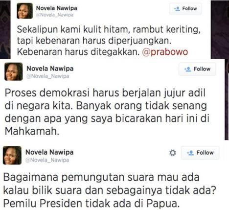 Pernyataan Novela Nawipa