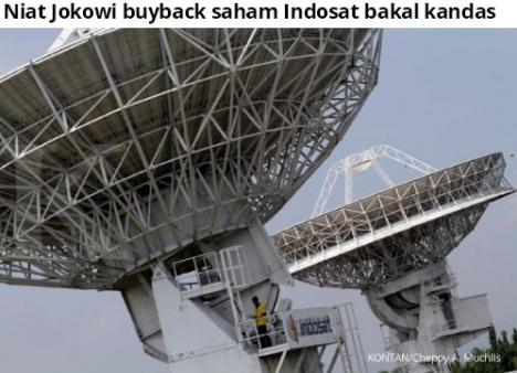 Buy Back Indosat