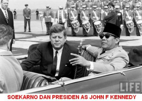 Soekarno Kennedy