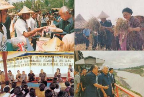 Soeharto dan Kelompencapir
