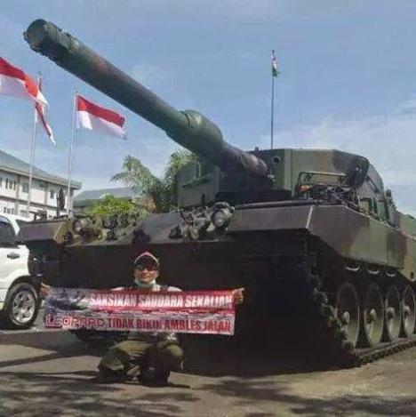 Tank Leopard 3