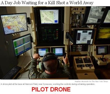 PILOT DRONE
