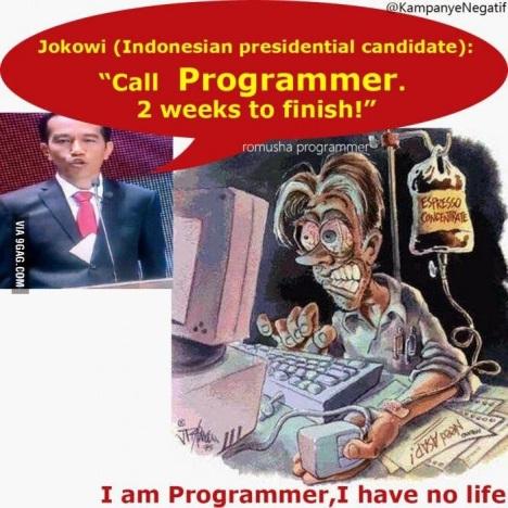 Jokowi programmer
