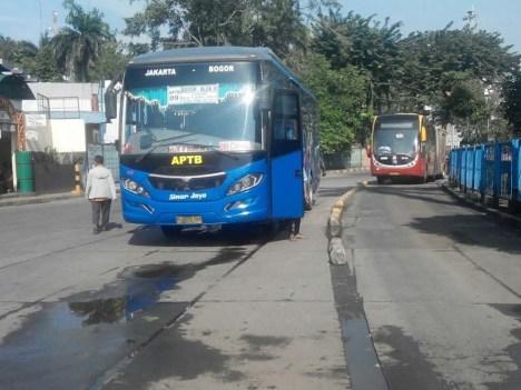 Bis APTB Jakarta-Bogor