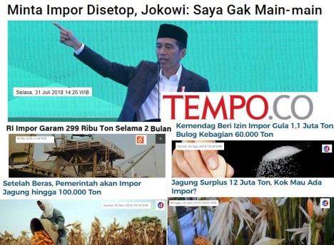 JokowiStopImpor